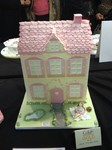 Gold Winning Dolls House Cake